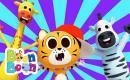 Pata tigrului - Cântece vesele cu animale pentru copii de grădiniță BoonBoon