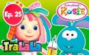 Rosie si prietenii ei - Taraba lui Rosie (Episodul 25) - Desene animate | TraLaLa