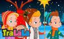 Urare de sarbatori - Cantece de iarna pentru copii | TraLaLa